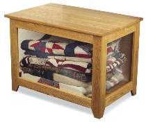 Quilt Display Chest Plan