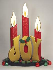 Joy Post Candles Plan