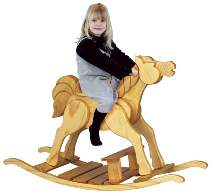 Child Rocking Horse Plan