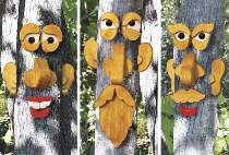 Tree Faces Plan