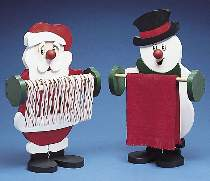 Holiday Towel Holders Special
