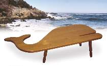 Whale Coffee Table Plan