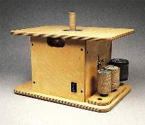 Spindle Sander Plan