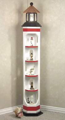 Lighthouse Display Lamp Plan