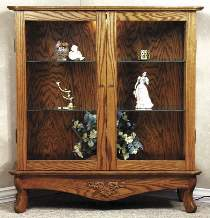42in. Display Cabinet Plan