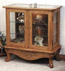 30in. Display Cabinet Plan