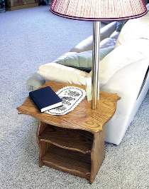 Lamp End Table Plan