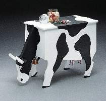 Holstein End Table Plan