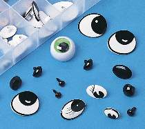 Shank Eye Assortment