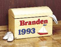 Personalized Hope Chest Plan