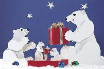 Polar Bear & Cub Plans by Better Homes & Gardens WOOD