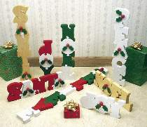 Holiday Puzzles Plan