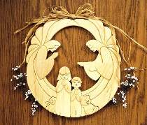 Guardian Angel Wreath Plan
