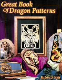 Great Book of Dragon Patterns by Lora S. Irish