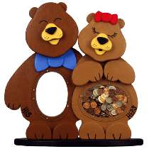 His and Hers Bear Bank Plan