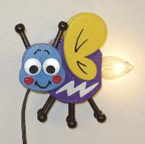 Lightning Bug Night Light Plan
