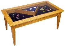 Display Coffee Table Plan