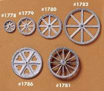 Die Cast Metal Wheels