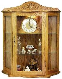 Wall Cabinet Clock Plan