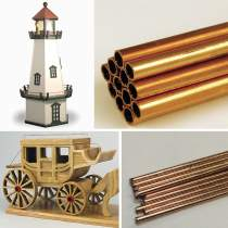 Copper Railing & Copper Plated Rods