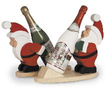 Holiday Wine Holders Plan