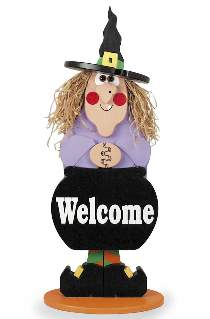Welcome Witch Plan