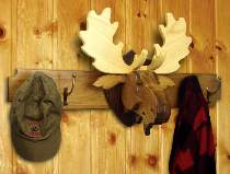 Moose Trophy/Coat Rack Plan