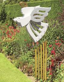 Guardian Angel Wind Chime
