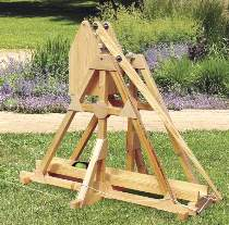 Tennis Ball Trebuchet Plan