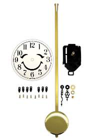 WOOD Magazine Dancing Clock Kit Hardware