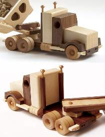 WOOD Magazine Truck Only Hardware