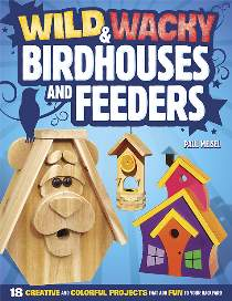Wild & Wacky Birdhouses And Feeders by Paul Meisel
