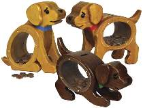 Puppy Coin Banks Plan
