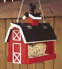 Barn Bird Feeder Hardware Package