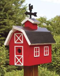 Barn Birdhouse Hardware Package