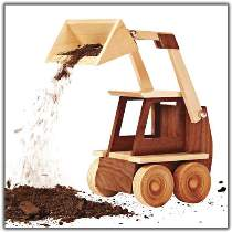WOOD Magazine Skid Loader Plan