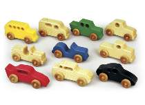 Big Tot-Toy Cars Plan