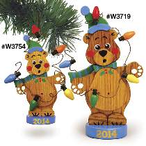 Christmas Bear 2014 Project Plans