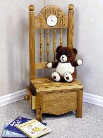 Time Out Chair Hardware