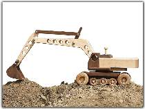 WOOD Magazine Excavator Hardware