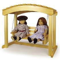 Doll Arbor Swing Hardware