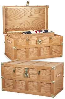 Steamer Trunk Hardware Kit