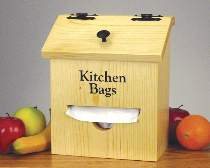 Kitchen Bag Holder Hardware