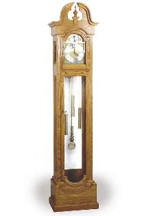 Wessington Grandfather Clock Hardware