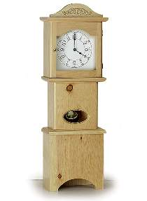 Shaker Grandchild Clock Hardware
