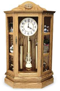 Curio Grandchild Clock Hardware