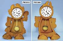 Polly & Kid's Pendulum Clock Hardware