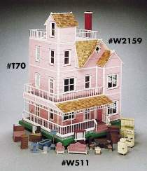 Victorian Doll House Special