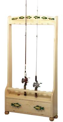 Fishing Rod Holder Special