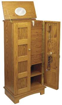 Jewelry Cabinet Special